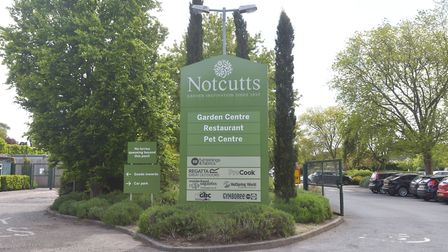 Notcutts Garden Centre in Daniels Road, Norwich. Pictures : BRITTANY WOODMAN