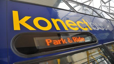 Konect Bus will now be operating a bus service running from the airport to the Norfolk and Norwich h