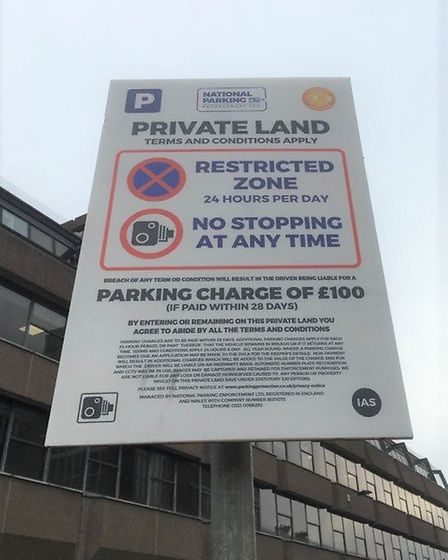 Private car park firms would be subject to a new appeals charter and limits on fines under governmen