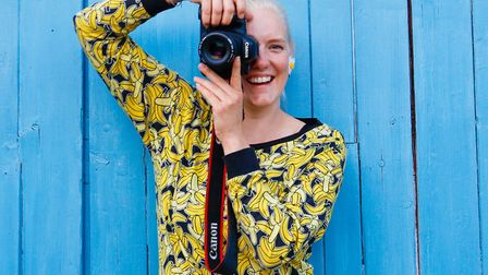 Film director and photographerTeele Dunkley, 35, from Reepham, who has co-founded the Sade Lumi char