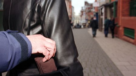 Shoppers have been warned to be alert against pickpockets after two women were jailed in Norwich. Pi