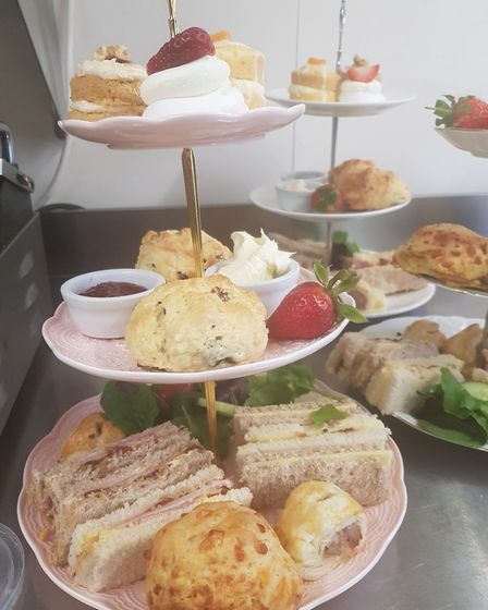 Bramleys Cafe and Cakery Hellesdon. Picture: Sarah Bruton