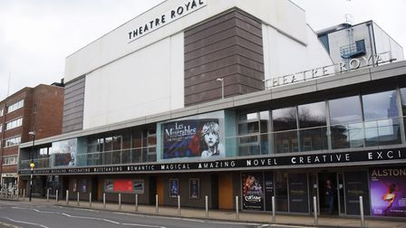 Norwich Theatre, who run the Theatre Royal (pictured), Playhouse and Stage Two, has confirmed the to