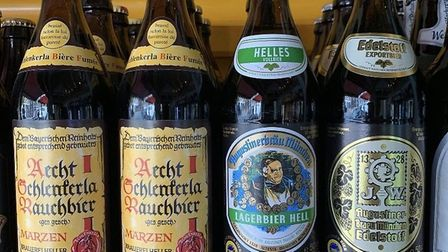 The stall will be showcasing Oktoberfest special breweries Photo: Sir Toby's Beers