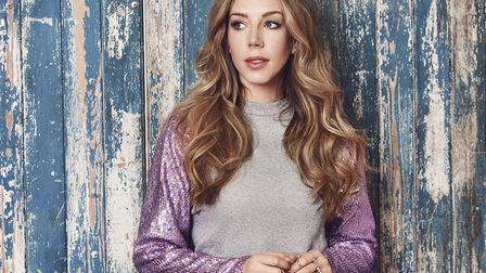 Katherine Ryan is heading to Norwich in 2021 Picture: Contributed by Note by Note Media