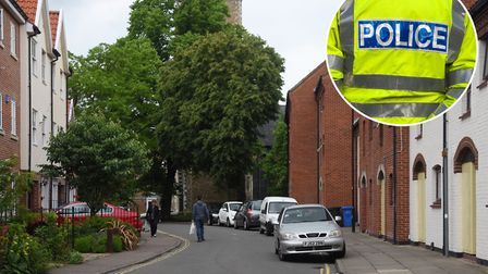 Norfolk Constabulary has published its figures which reveal the streets with the highest number of r