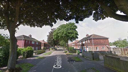 Gresham Road in the north of Norwich recorded 13 crimes in July. Picture: Google Streetview