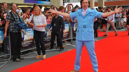 Film premiere of Alan Partridge: Alpha Papa at Hollywood Cinema, Anglia Square, Norwich. Picture: St