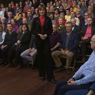 Fiona Bruce introduces Question Time
