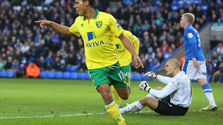 Norwich City went about their business in fine fashion at Peterborough.