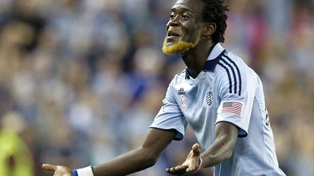 Kei Kamara has agreed an initial loan move until the end of the current season, with Norwich City re