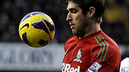 Norwich City are reported to have made a bid for Swansea City's Danny Graham.