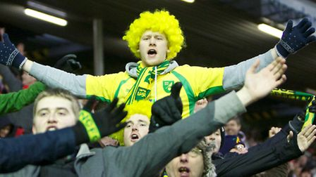 Norwich City fans travelled in their thousands to Anfield - but were let down on an off the pitch by