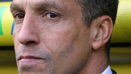 Chris Hughton confirmed he has had no firm offers for any of his current squad.