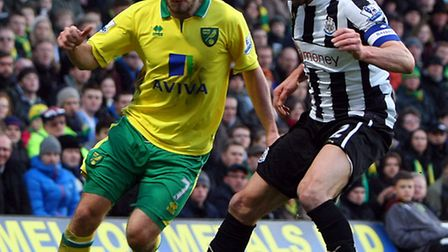 Norwich City will be looking to leading goalscorer Robert Snodgrass for inspiration against Spurs th