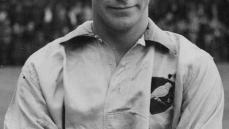 FA Cup hero: City's Ron Hansell.