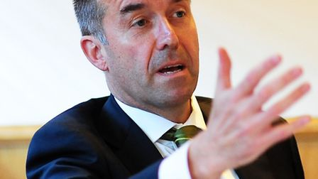 Norwich City chief executive David McNally responded to several tweets shortly after the match and a