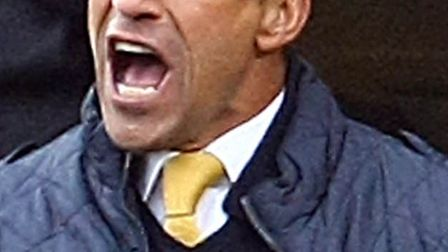 Chris Hughton gave Kei Kamara time to make an impression on Saturday - and he was rewarded with thre
