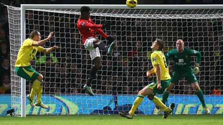 Manchester United's Danny Welbeck is focused on taking on Norwich City on Saturday and not Real Madr