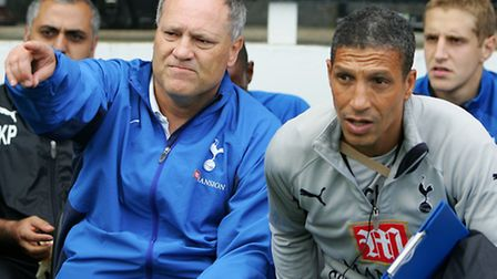 Chris Hughton and Martin Jol go back a long way with the Norwich City boss admitting he learned a lo