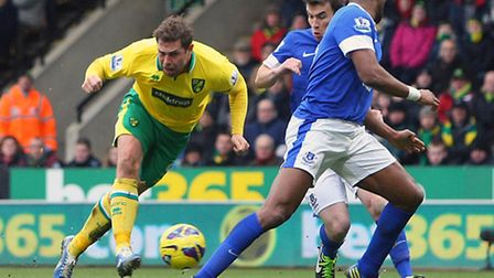 Grant Holt believes playing against the Premier League's elite brings the best out of him and his te