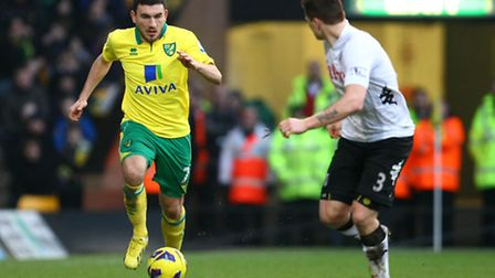 Robert Snodgrass plays with an energy and an effervescence that endears him to fans. Picture: Paul C