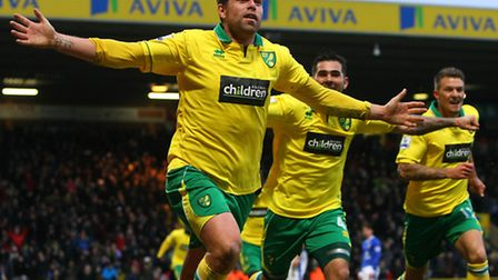 The potential end of Grant Holt's goal drought was one of many topics discussed in the Norwich City