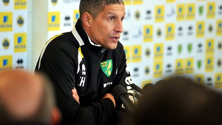 Chris Hughton: 'There have been some very close calls.'