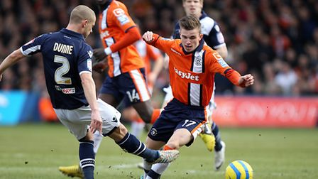What might have been: Millwall did what Norwich City couldn't by easing past non-league Luton Town t