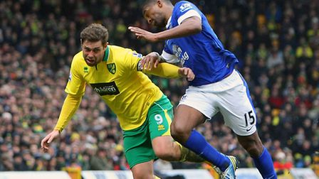 Grant Holt insists he is staying at Norwich City.