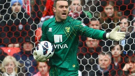 Lee Camp came under fire after being beaten by Arouna Kone's late strike at Wigan.