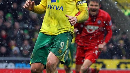 Grant Holt sees his injury time penalty against Southampton saved. Picture: Paul Chesterton / Focus