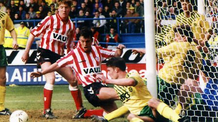 1992: FA Cup day to forget.