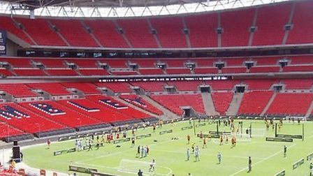 The FA FIVES is a national competition with the finals being staged at Wembley in the summer.