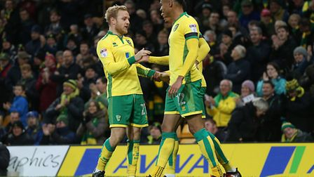 Norwich City bid to follow up their Brentford win at Barnsley this weekend. Picture by Paul Chestert