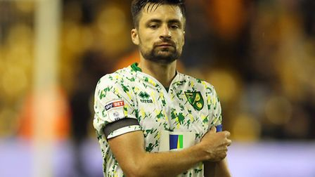 Russell Martin spoke frankly after Norwich City's thrashing at Brighton. Picture: Paul Chesterton/Fo