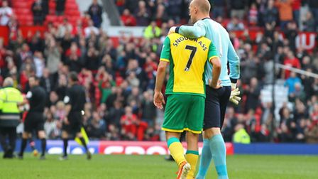 One of Robert Snodgrass' final appearances in yellow and green came at Old Trafford. Since he left i