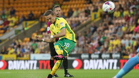 James Maddison is due to report back to Norwich City on Monday. Picture by Paul Chesterton/Focus Ima