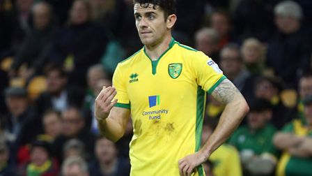 Robbie Brady remains a Norwich City player, despite interest from other clubs. Picture by Paul Chest