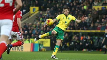 Jonny Howson spoke for the first time on Monday, following that goal against Nottingham Forest. Pict