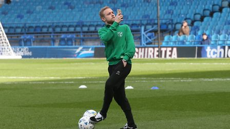 Alex Pritchard - surely it is time for him to get a regular start. Picture: Paul Chesterton/Focus Im