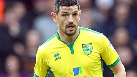 Rangers are hoping to sign Graham Dorrans from Norwich this summer. Picture by Paul Chesterton/Focus
