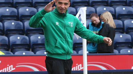 Norwich City youngsters like Ben Godfrey could get their chance next season, says Russell Martin. Pi
