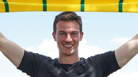 Christoph Zimmermann has signed for Norwich City. Picture: Jasonpix/NCFC