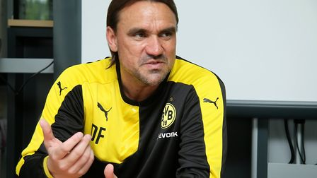 Daniel Farke became Norwich City's new head coach after leaving Borussia Dortmund II at the end of t