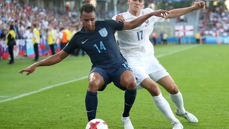 Jacob Murphy's Euro U21 displays in Poland have attracted attention from a number of Premier League