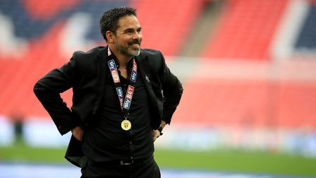 Huddersfield Town manager David Wagner led the Terriers to Championship promotion. His successor at
