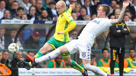 Steven Naismith last played for Norwich on April 29, in a 3-3 Championship draw at Leeds. Picture by