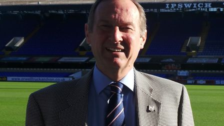 Ipswich Town managing director Ian Milne. Picture: Archant