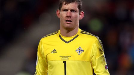 Norwich City goalkeeper Michael McGovern has kept five clean sheets in his last six games for Northe